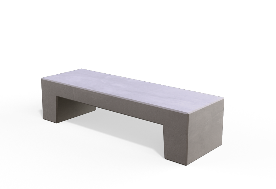 Concrete benches urban furniture arica Urban home furniture online